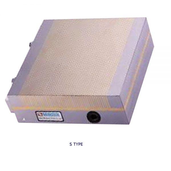 แม่เหล็กไฟฟ้าเส้นแรงถี่ แบบมือโยก รุ่น VRTW ขนาด 100-300 มิล